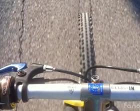 In bicicletta per le vie della città di Fano