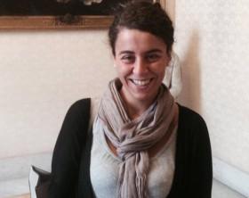 L'onorevole Lara Ricciatti (Sel) di Fano