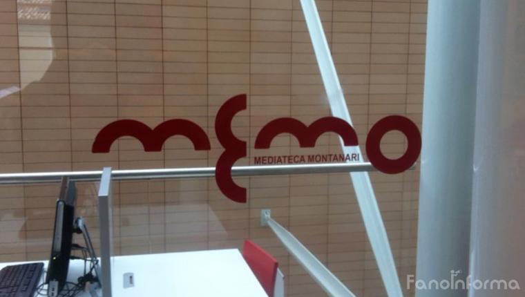 """La mediateca """"Memo"""" Montanari, in piazza Amiani a Fano"""