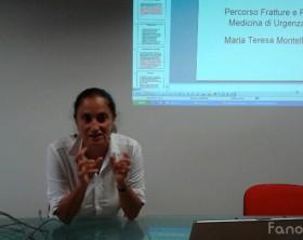 Maria Teresa Montella, direttore sanitario degli Ospedali Riuniti Marche Nord