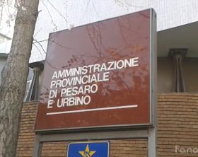 La sede della Provincia di Pesaro e Urbino