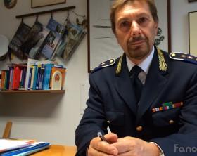 Giorgio Fuligno, comandante polizia municipale di Fano
