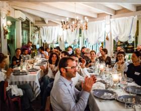 Ristoranti pieni durante i quarti di finale di Chef in the City, la sfida di cucina amatoriale della città