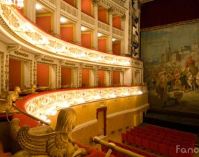 Il Teatro della Fortuna di Fano