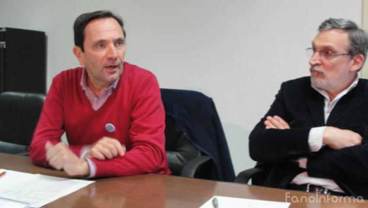 Luciano Benini e Carlo De Marchi della lista civica Bene Comune di Fano