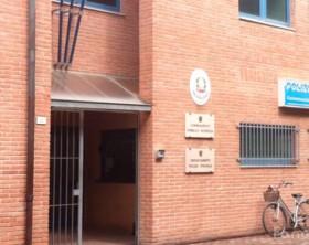 La sede del Commissariato di Fano
