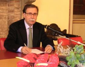 Il presidente della Fondazione Cassa di Risparmio di Fano Fabio Tombari