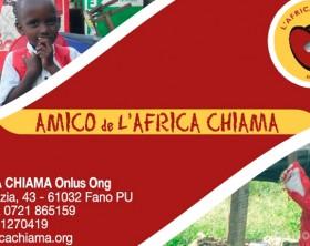 I 3 modi per diventare Amico de L'Africa Chiama