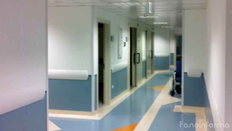 Il pronto soccorso dell'ospedale Santa Croce di Fano