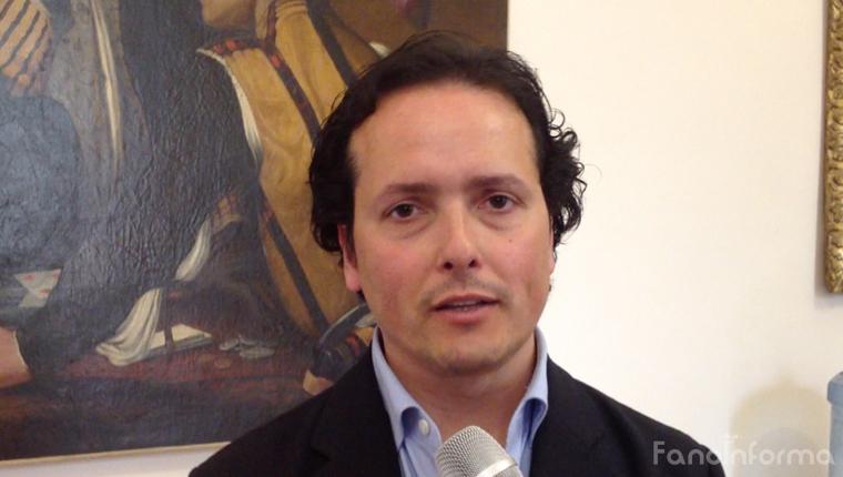 Il consigliere comunale di Insieme per Fano Davide Delvecchio
