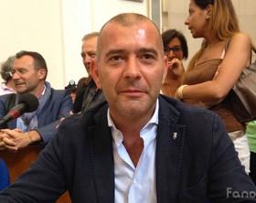 Alberto Bacchiocchi, consigliere comunale del Pd