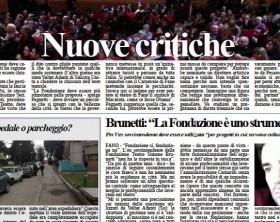 L'edizione di oggi, giovedì 26 marzo, del quotidiano Fanoinforma con le notizie di Fano