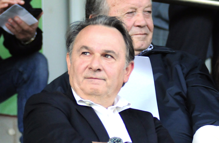 Claudio Gabellini, presidente Alma Juventus Fano