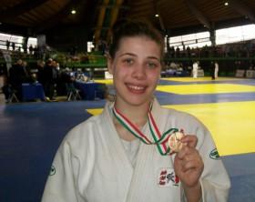 Elena Pedaletti campionessa Judo Club Fano