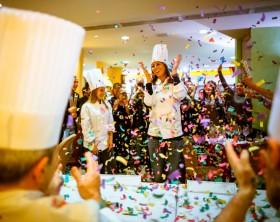 """La proclamazione della vincitrice di Chef in the City """"Cake Edition"""" 2015 Elisa Lenti"""