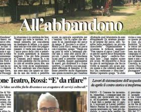 L'edizione di lunedì 23 marzo del quotidiano Fanoinforma con tutte le notizie della città di Fano