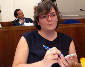 Roberta Ansuini, presidente VII Commissione Garanzia e Controllo, Movimento 5 Stelle - Fano