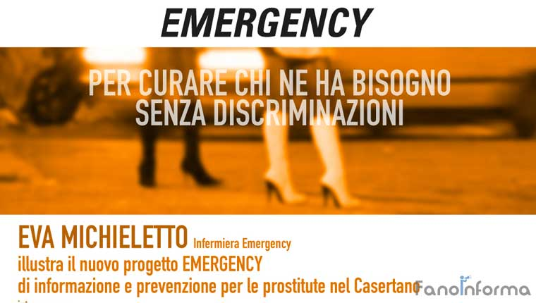 Sinistra Unita incontra Emergency a Fano