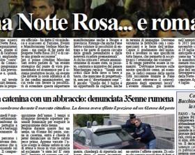 L'edizione del 12 marzo 2015 del quotidiano Fanoinforma