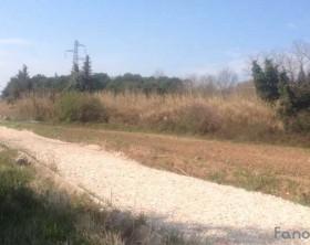 Un tratto della pista ciclabile Fano-Fenile