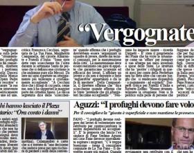 l'edizione di martedì 31 marzo 2015 del quotidiano Fanoinforma con le notizie di Fano
