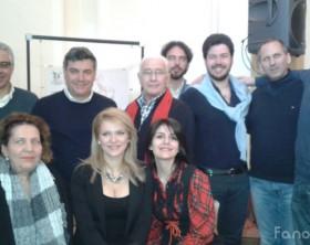 La presentazione dell'opera Elisir D'Amore al Teatro della Fortuna di Fano