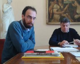 Samuele Mascarin, assessore del Comune di Fano