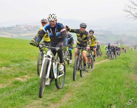 Spedalando in mountainbike Circuito MTB UISP