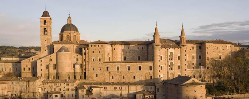Urbino (immagine tratta da uniurb.it)