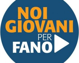 """Il simbolo della lista civica """"Noi Giovani - Seri per Fano"""""""