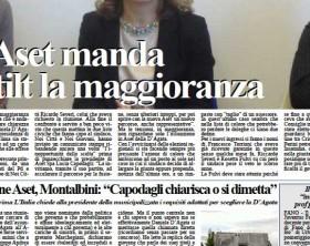 L'edizione del quotidiano Fanoinforma di oggi, giovedì 16 aprile, con le notizie di Fano