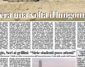 L'edizione di oggi, martedì 14 aprile, del quotidiano Fanoinforma con le notizie della città di Fano