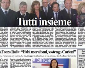 L'edizione di Fanoinforma di mercoledì 22 aprile 2015 del quotidiano con le notizie di Fano