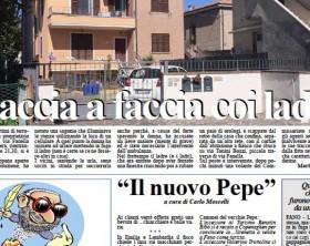 L'edizione del quotidiano Fanoinforma di venerdì 3 aprile con le notizie delle città di Fano