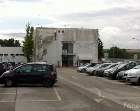 La sede dell'azienda municipalizzata di Fano Aset Spa