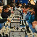 Il 5° Campionato italiano Semilampo, Assoluto e di Categorie, organizzato dal Circolo Scacchi Fano 1988 al Pala J di Marina dei Cesari