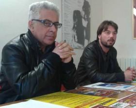 Stefano Marchegiani e Carmine Imparato
