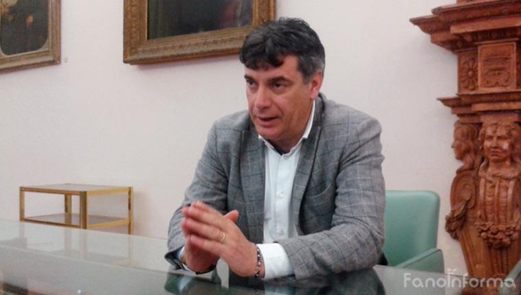 Massimo Seri, sindaco di Fano