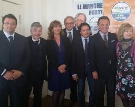 La squadra dei candidati di Spacca per la provincia di Pesaro e Urbino