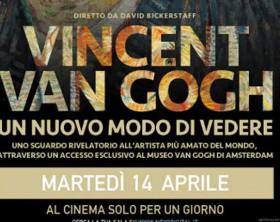 Vincent Van Gogh – Un nuovo modo di vedere: proiezione in anteprima al cinema Malatesta di Fano