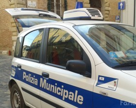 Vigili Urbani di Fano