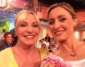 Antonella Clerici e Ramona Neri