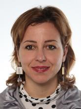 La deputata del Movimento a 5 Stelle Giulia Grillo a Fano il 22 maggio