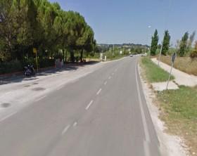 Via Campanella a Fano