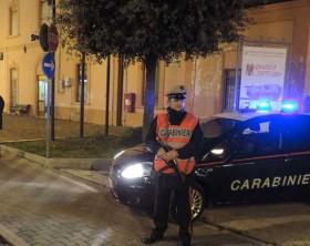 I Carabinieri della Stazione di Marotta