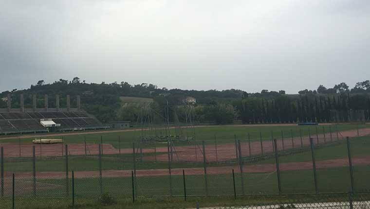 uno dei luoghi dove si svolgeranno i campionati nazionali studenteschi di Rugby a Fano