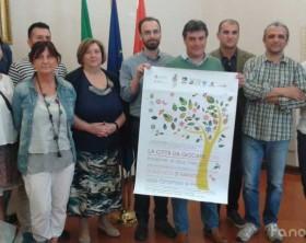 La presentazione de La città da giocare, a Fano domenica 31 maggio