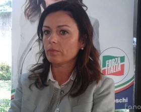 Elisabetta Foschi, candidata per Forza Italia alle elezioni regionali delle Marche del 31 maggio - Fano