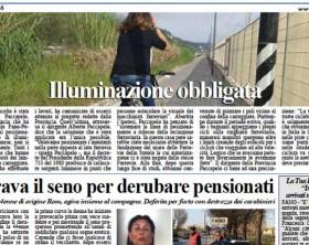 L'edizione del quotidiano Fanoinforma con le notizie di giovedì 21 maggio di Fano