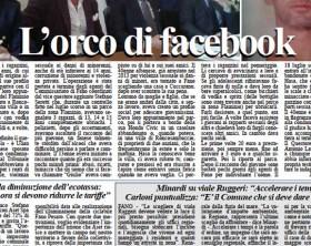 L'edizione di oggi, mercoledì 6 maggio, del quotidiano Fanoinforma con le notizie della città di Fano